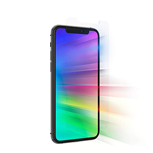 ZAGG InvisibleShield Glass VisionGuard+ with Kastus Anti-Microbial Technology - Screen Protector - for LCD iPhone 11 - Impact Protection - case Friendly