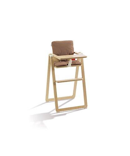Coussin d'assise pour chaise haute Supad doux 100% coton facile à nettoyer