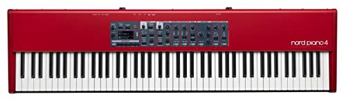 Nord Piano 4 88 Stage Piano with 512MB Sample Library Memory