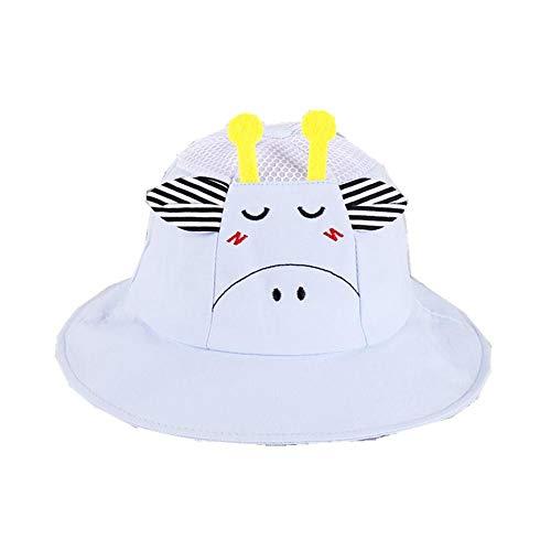 Babyhoeden voor jongens Babyhoed Basinhoed Baby Zonnebrandcrème Zonnehoed Fisherman hoed Beanie hoed