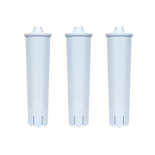 3 x filterpatronen compatibel met JURA CLARIS BLUE koffiezetapparaat koffievollautoamt