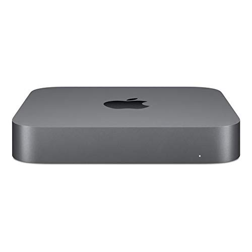 Mac mini Apple, Cinza Espacial, Intel Core i3 Quad-core 3,6 Ghz, 8gb, Ssd 256gb - Mxnf2bz/a