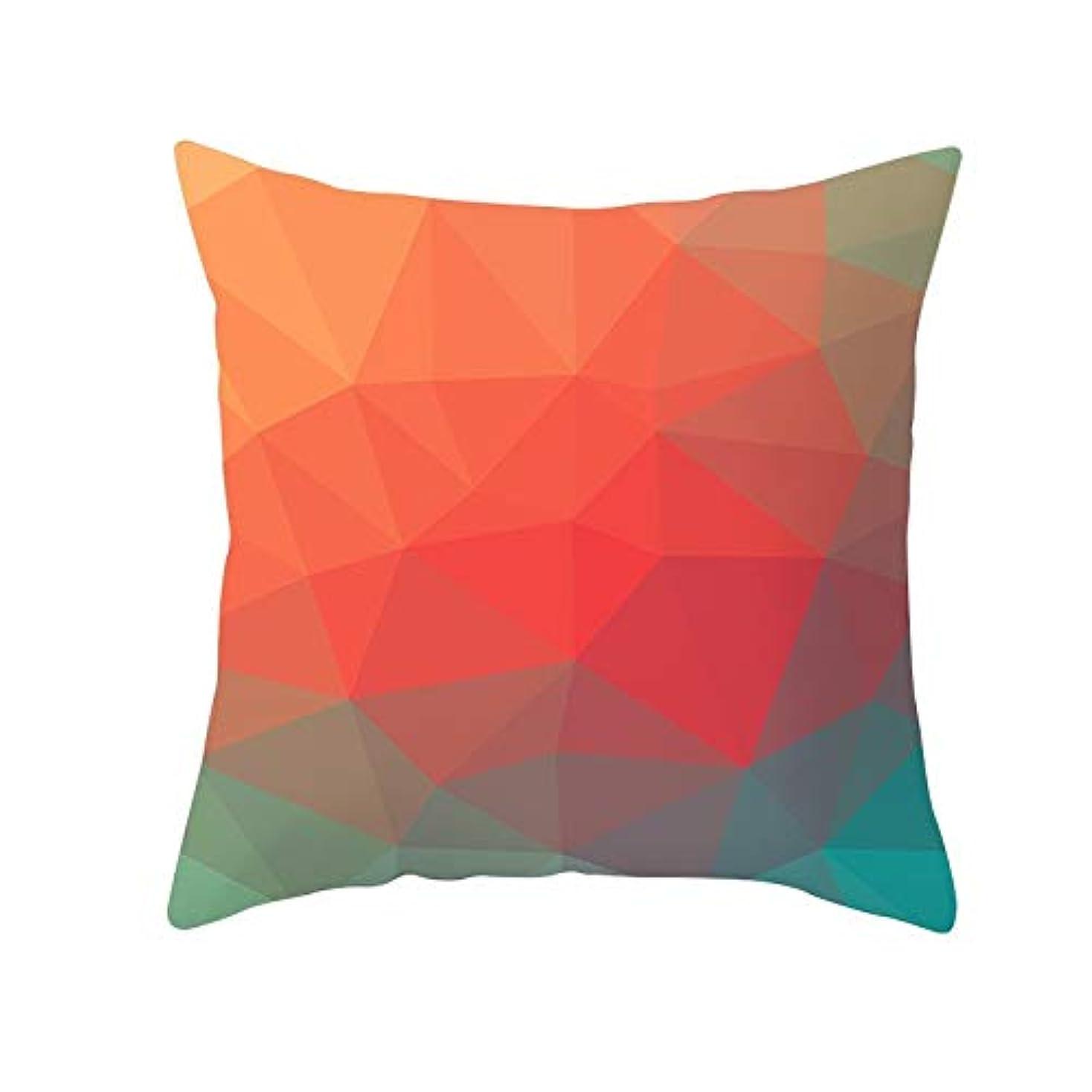 アルネ変化する操作LIFE 装飾クッションソファ 幾何学プリントポリエステル正方形の枕ソファスロークッション家の装飾 coussin デ長椅子 クッション 椅子