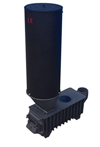6. Estufa de orujo Sistemas Tomás Modelo CC