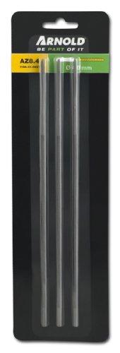 Arnold Rundfeilen für Sägeketten, 4 mm, 3 Stück 1194-X1-0027