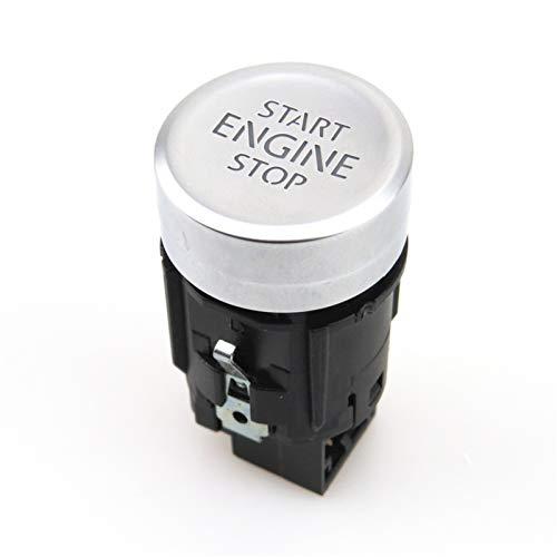 JOMOSIN QICHE25 coche de arranque y parada motor un botón interruptor sin llave interruptor de arranque piezas para VW Golf 7 MK7 VII 5GG959839 5GG 959 839 automotriz
