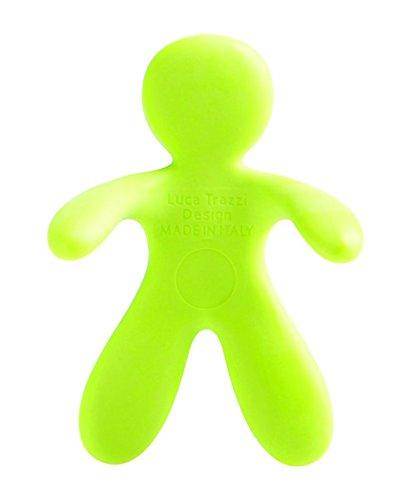 Mr & Mrs Fragrance Ambientador Cesare Coche Citrus, EVA, Verde, 6x4x8 cm