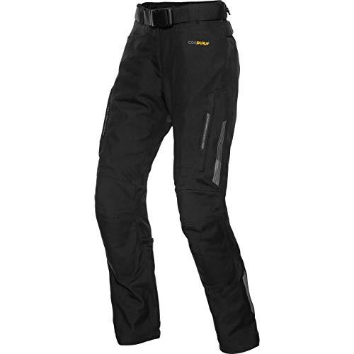 FLM Motorradhose Damen Touren Textilhose 3.0 schwarz S (kurz), Tourer, Ganzjährig