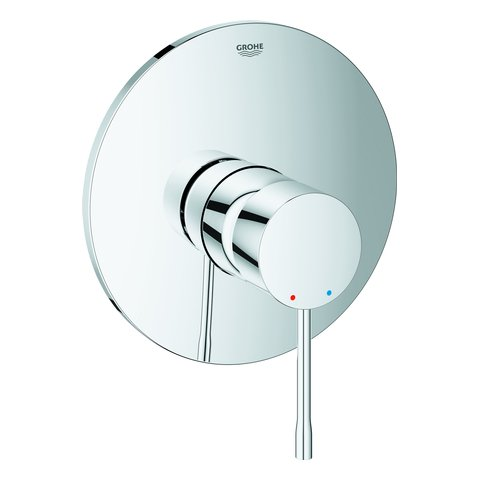 Grohe Essence New eenhands wastafelkraan voor buiten, Brushed Cool Sunrise
