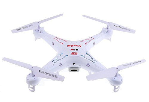 Syma X5C 4 Channel 2.4GHz RC Explorers Quad...