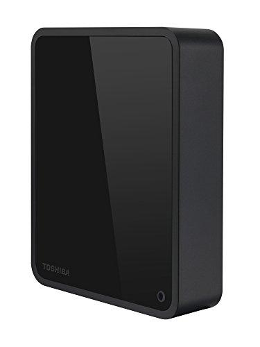 Toshiba Canvio 2TB Externe Desktop-Festplatte (8,9 cm (3,5 Zoll), USB 3.0) glänzend schwarz