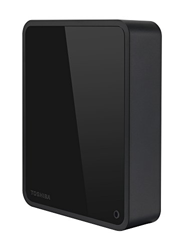 Toshiba 6TB Canvio for Desktop 7200 RPM External Hard Drive, USB 3.0 (HDWC360XK3JA)