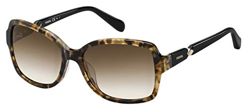 Fossil Mujer gafas de sol FOS 2073/S, SX7/HA, 56