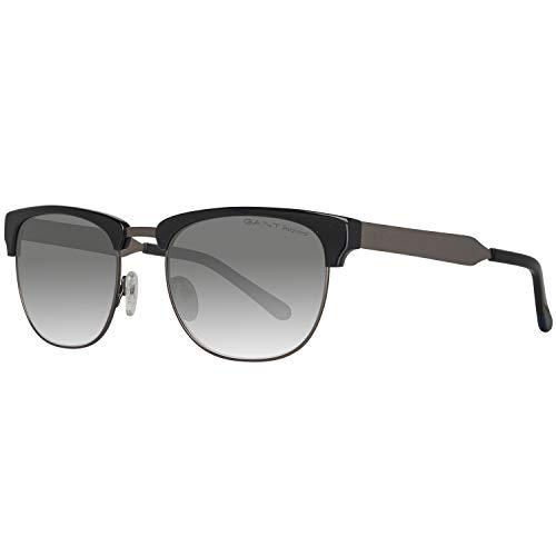 Gant Sonnenbrille Ga7047 01D 54 Gafas de sol, Negro (Schwarz), 54.0 para Hombre