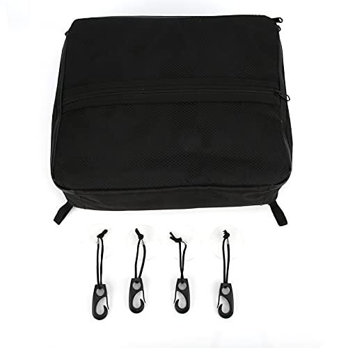 パドルボードメッシュバッグ、パドルボードメッシュデッキバッグサーフ用の便利な防水バッグ断熱材