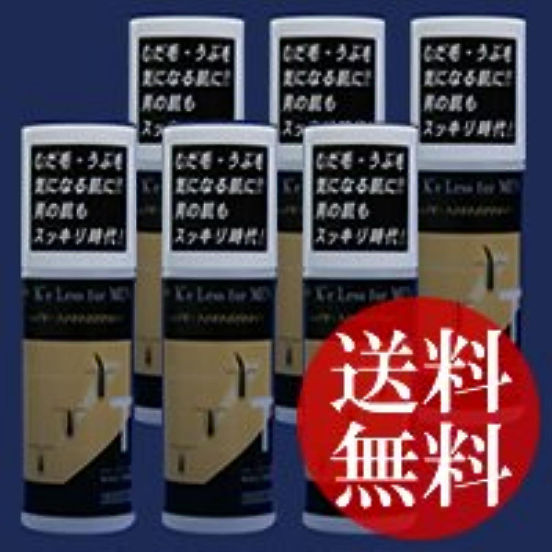 フォージ強いおじさん補完医療製薬 ケーイーレスローション フォーメン 150mL×6本セット [医薬部外品]