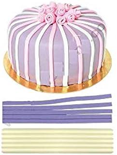 S.Han Fondant Strip Patchwork Plastic Cutter Shape Cutter Cake Decoration Tool Baking