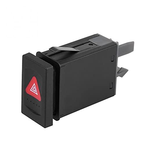 ZHIXIANG Interruptor de Advertencia de Peligro de Emergencia de Emergencia del automóvil 3B0 953 235 D Ajuste para VW Passat 98-05 Accesorios para automóviles Advelaciones Nuevo