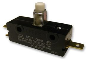 CHERRY 0E1300J0 MICRO Superlatite SW Sales SPRING PLUNGER 15A 1 piec SPDT 250V