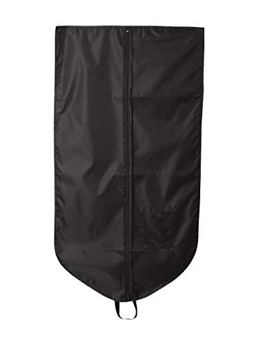 UltraClub by Liberty Bags 9009 LB 9009 210 DEN NYLN GRMNT BAG BLACK OS