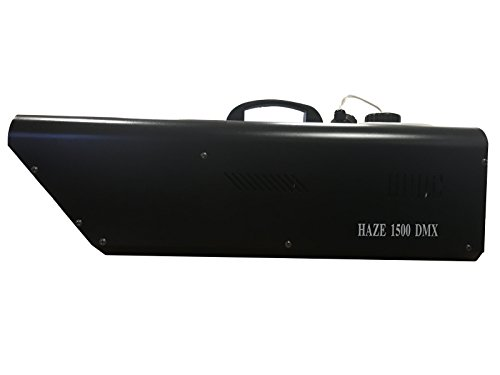 Extreme Haze 1500DMX Maschine Nebelmaschine Hazer 1500Watt Kabel-Steuerung und Kontrolle DMX CAPACITA '2Liter