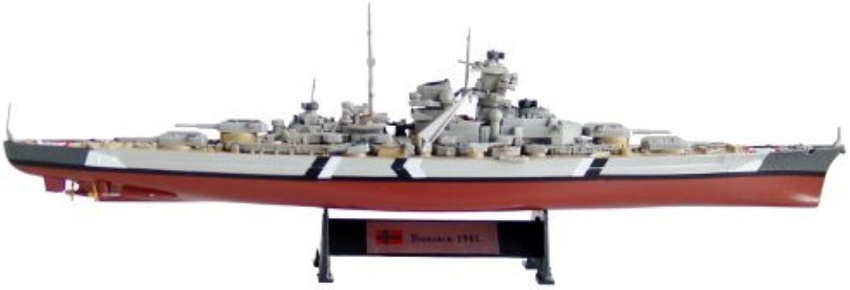 Bismarck 1941  1 1000 Ship Model (Amercom ST1) by Bismarck  1941