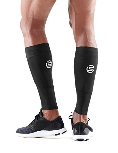 Skins Essentials Sport Calftights, Black, XS - 2