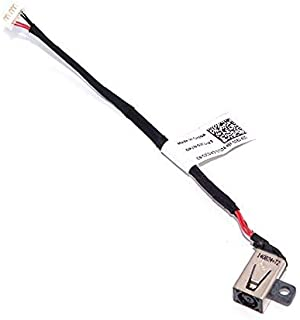DC Jack Power with Cable Harness for Dell Inspiron 11 3147 3000 P20T 0JCDW3