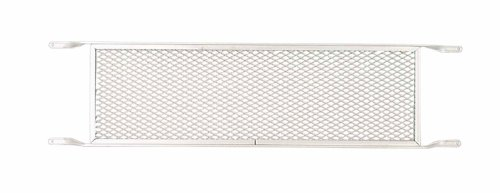 M-D Building Products 33167 8 32-Inch Screen Door Push Grill, 8″ x 32″, Mill