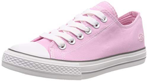 Dockers by Gerli Damen 36UR201-710760 Sneaker, Pink (Rosa 760), 37 EU
