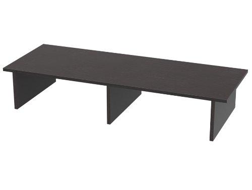 Convenience Concepts Designs2Go Large TV/Monitor Riser, Black