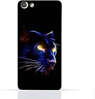OPPO F1S TPU Silicone Case With Panther Eye Design
