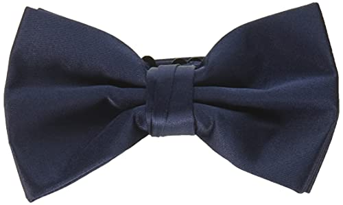 Stacy Adams Men's Satin Solid Bow T…
