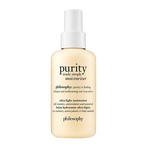 philosophy purity made simple - moisturizer, 4.7 oz