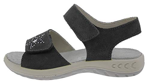Salamander , Sandales pour fille Gris gris - Gris - gris, 29 EU