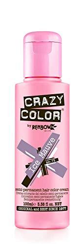 Crazy Color Haartönung 100ml (Ice Mauve)