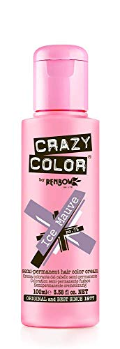 Crazy Color Haartönung 100ml (Ice Mauve)