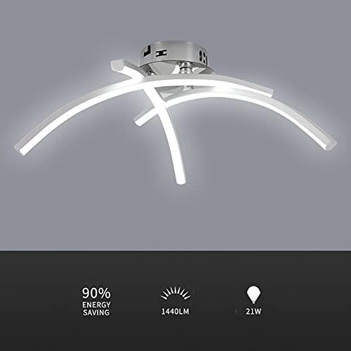 Lámparas de Techo Salon Led Marca DAXGD