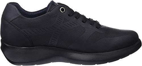Callaghan Walker, Zapatos de Cordones Derby para Hombre, Negro (Negro 1), 42 EU