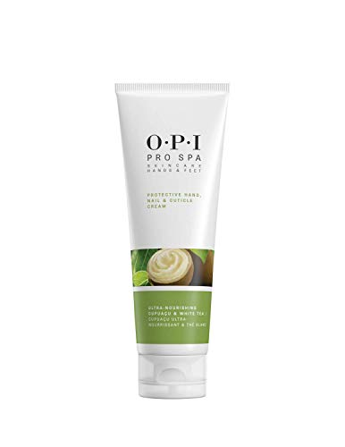 OPI Pro Spa Protective Hand Nail & Cuticle Cream,1er Pack (1 x 118 ml)