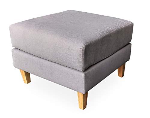Gasten a gusto Puff frontar para Formar el chaiselongue. Sofá por módulos.
