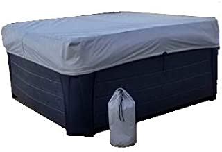 Grey The Cover Guy Standard 4 Replacement Hot Tub Spa Cover Sundance 90x90x8R