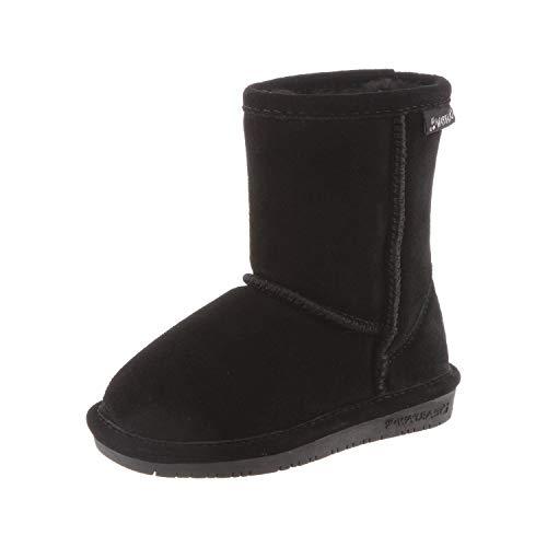 Bearpaw Emma Toddler - Stivali da ragazza, Nero (Black Neverwet.), 25 EU