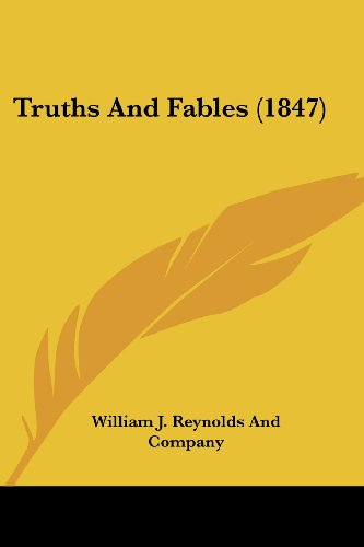 Truths And Fables (1847)