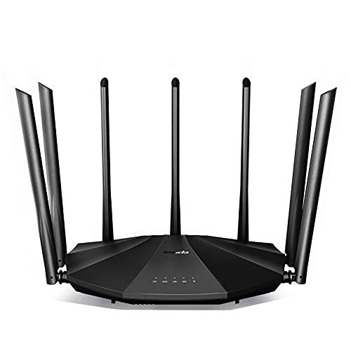 Tenda AC23 AC2100 Smart WiFi Router - Dual Band Gigabit Wireless (up to...
