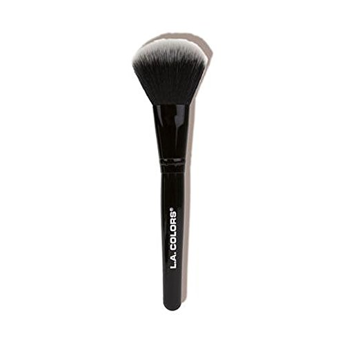 L.A. COLORS Cosmetic Brush - Large Powder Brush (3 Pack)