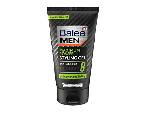 Balea MEN Styling Gel maximum power, 150 ml