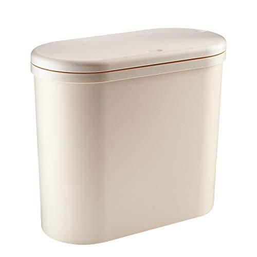 Mülleimer KreativeDruckmaschine Für DenHaushaltMit Deckel Küche Badezimmer Wohnzimmer Pop-Up-Papierabfallbehälter Druckbehälter Für Druckmaschinen Typ 1