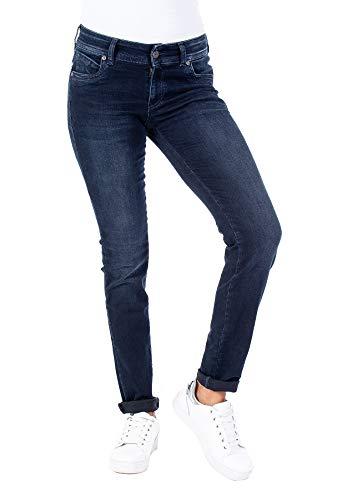 Blue Monkey Damen Jeans Laura 0003 Stickereien