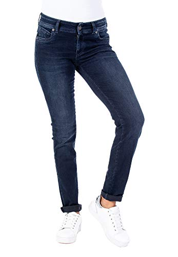 Blue Monkey Damen Jeans Laura 0003 Stickereien